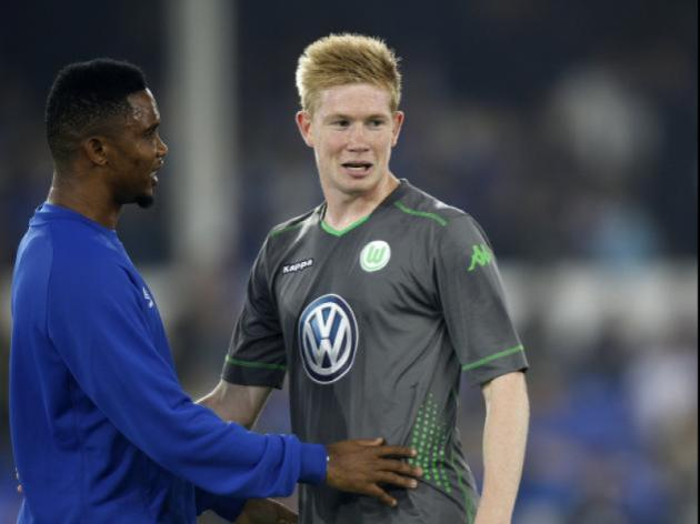 De Bruyne to make amends for ball-boy rant