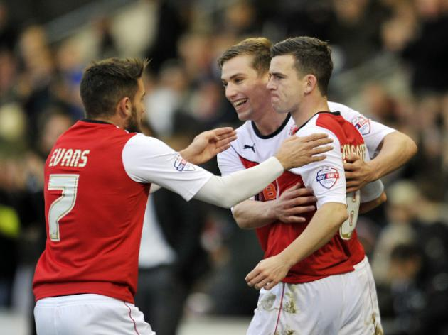 Fleetwood Town 2-0 Hartlepool: Match Report