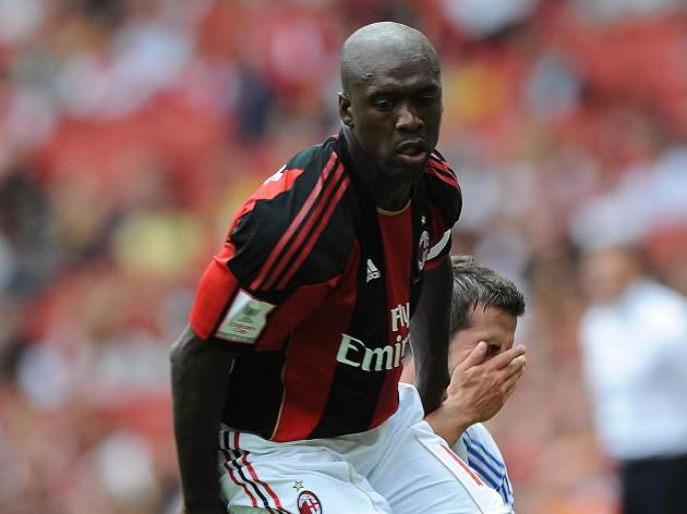 Seedorf heads for Milan top job