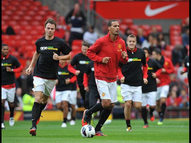 Fergie keen to retain Ferdinand at Man Utd