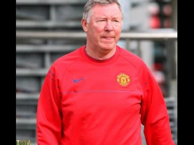 Fergie prepares for clear out