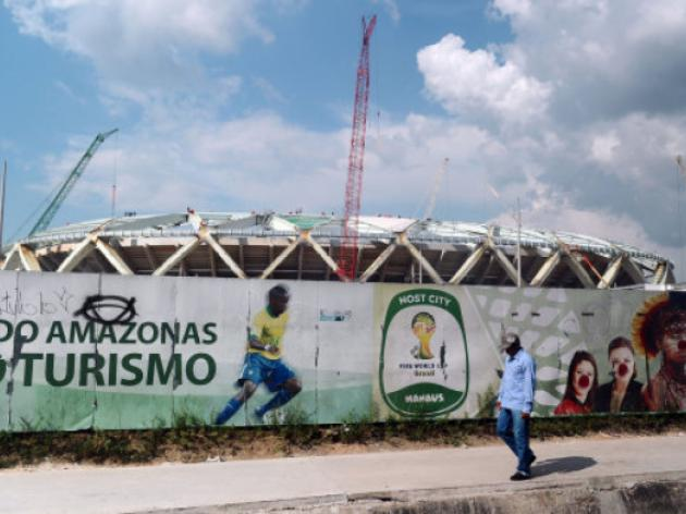 March 9 inaugural match for Manaus