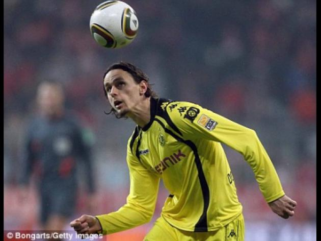 Chelsea told they will have to break the bank to sign Dortmund star Subotic