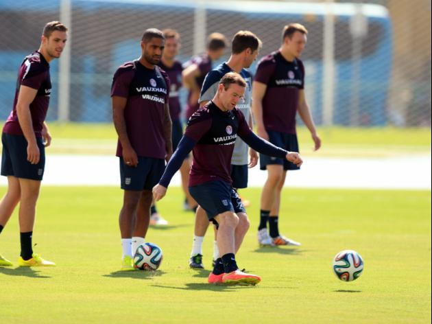 Rooney asked to train with substitutes - FA