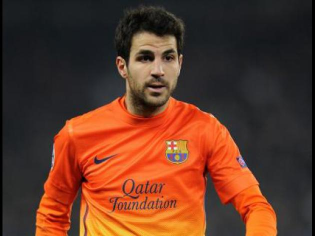No offers yet for transfer from Barcelona says Cesc Fabregas
