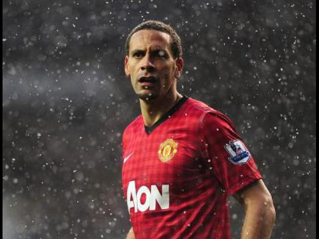 Talk of Man Utd star Rio Ferdinand England recall quashed