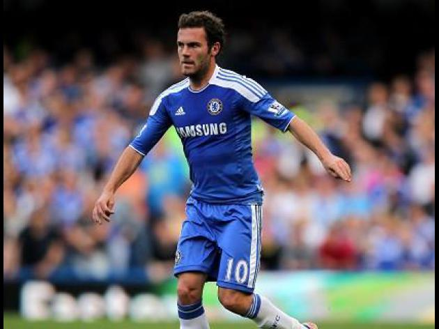Mata sets sights on Chelsea Euro fightback