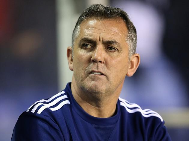 Whelan: Coyle the man for Wigan