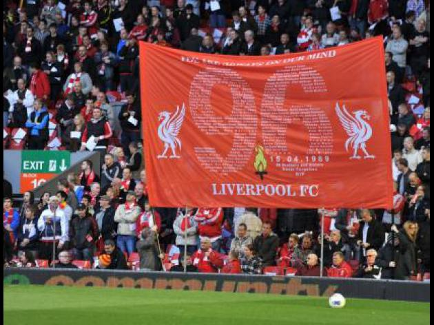 Liverpool seek fitting Hillsborough tribute as Man City clash looms