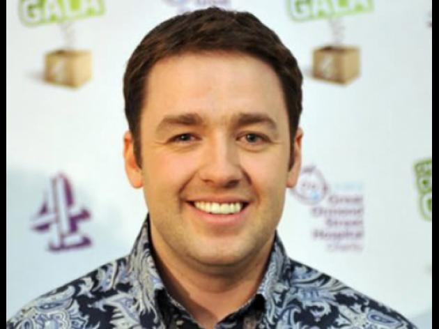 Jason Manford football blog: Exclusive Video
