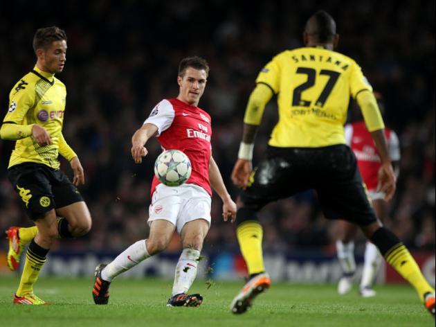 Arsenal look to repeat Dortmund trick, Liverpool return