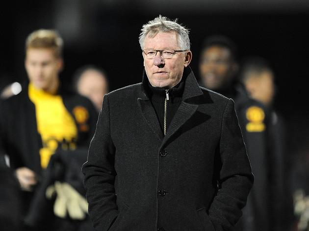 Spending rules will be difficult to enfore says United boss Ferguson