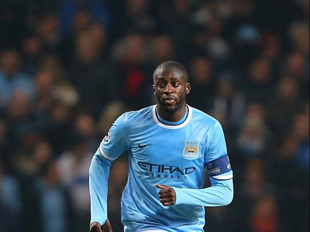 Toure claims City rejected plea