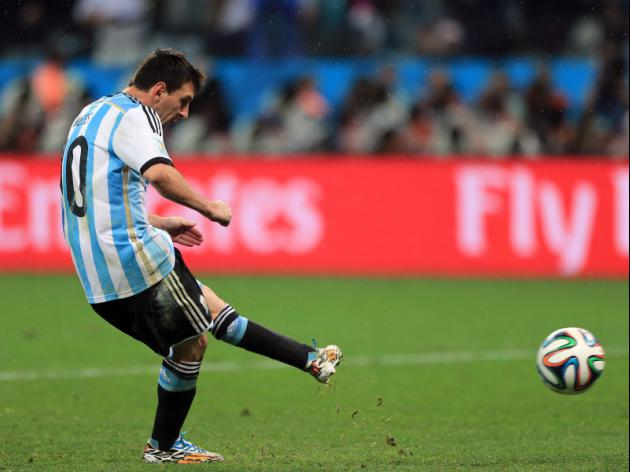 Messi for South American pride, all pressure on Germany