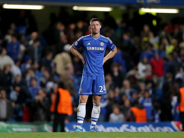 Cahill: Chelsea form 'not ideal'