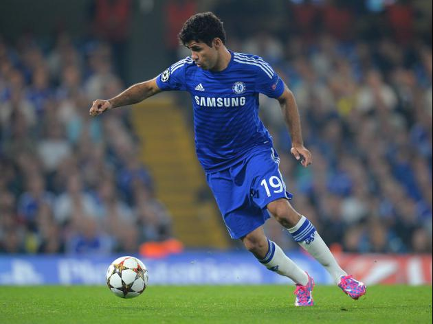 Mourinho cautious with Costa