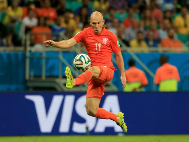 Dutch Messi Robben ready for Argentina