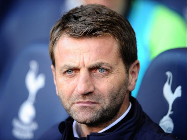 Spurs V Fulham at White Hart Lane : LIVE