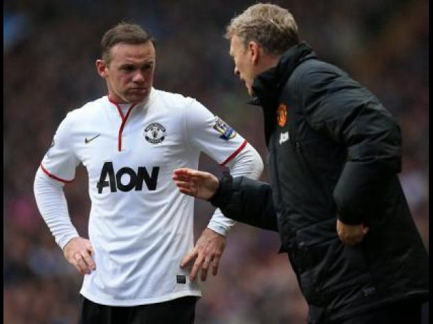 Moyes: Rooney can be United legend