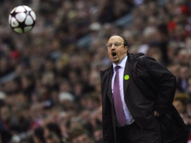 Rafa defends Torres decision