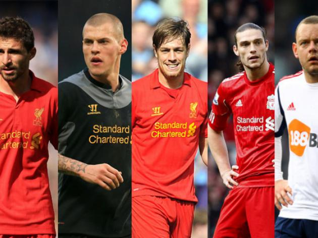 Six Players to leave Liverpool in the summer