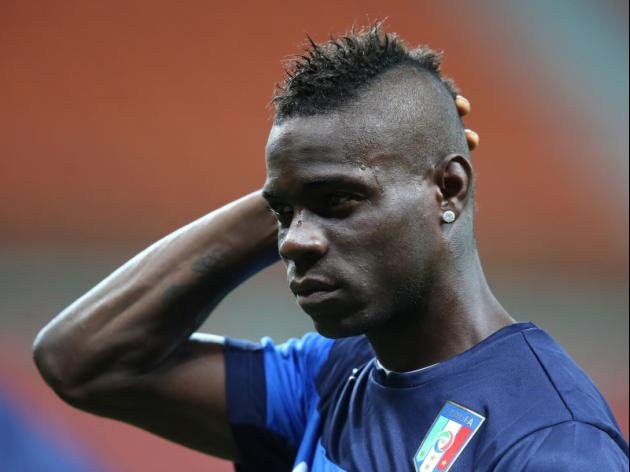 Balotelli, Puma, Arsenal, and an early Italian Exit