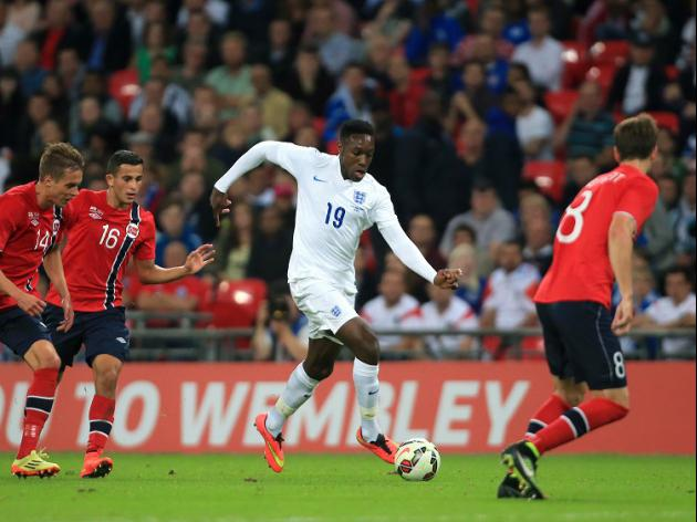 Welbeck: England are Gunner benefit