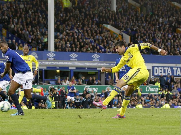 Chelsea beat Everton in thriller