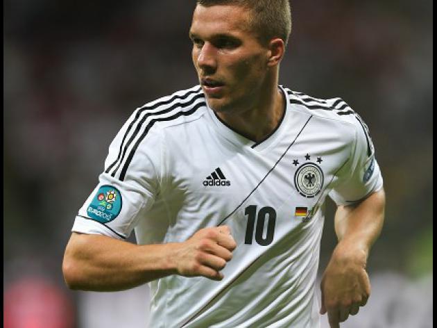 Podolski: We'll challenge for title