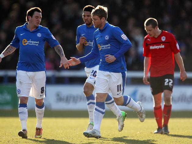Posh complete double over leaders