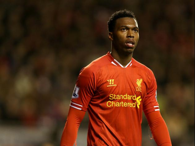 Daniel Sturridge works out in the gym as Liverpool striker prepares for new season