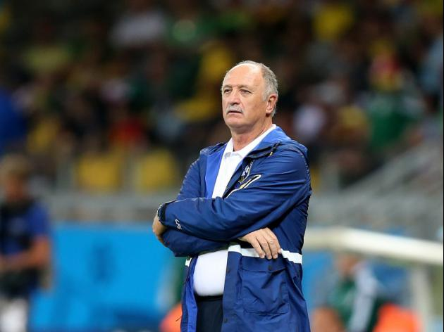 Scolari: This is my worst moment