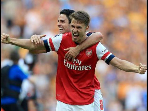 Ramsey wants Wembley return to inspire Arsenal