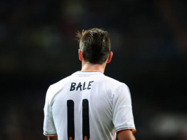 Bale out of Real Madrid Cup clash