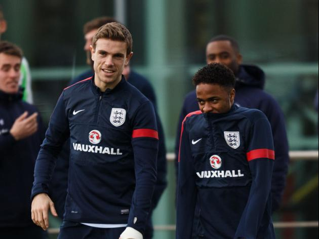 Henderson hails superb Sterling