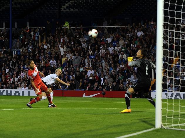 England thrash Turkey