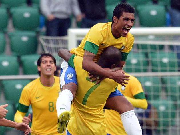 Signing Paulinho would complete a sensational midfield trio for Tottenham