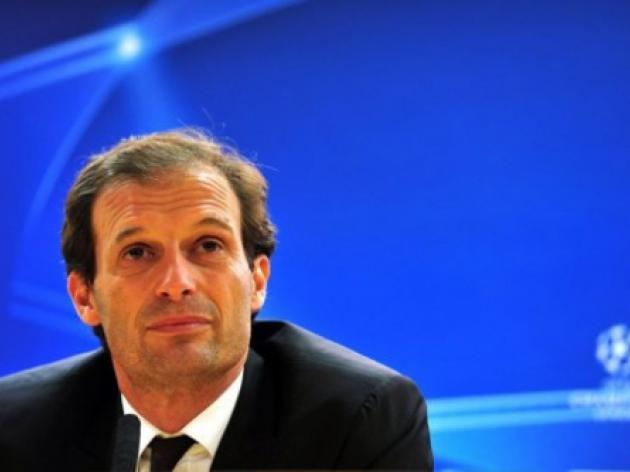 Milan don't fear Barcelona, says Allegri