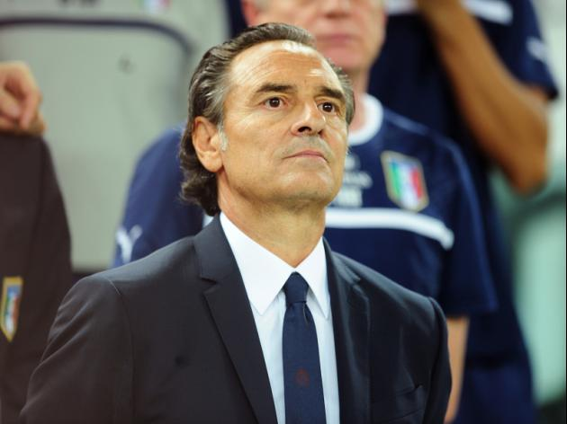 Italy trusts in Prandelli to bring success