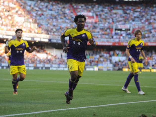 Bony leads the way for Africans in Europe