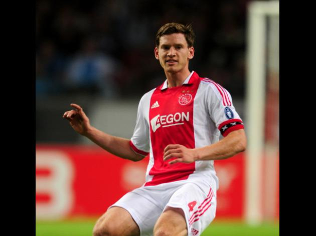 Jan Vertonghen ready to join Arsenal this summer