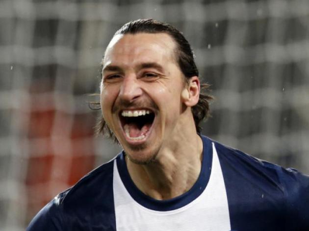 Ibra double steers PSG into League Cup final