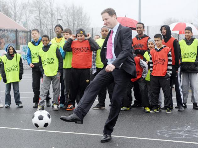 Clegg urges Russia World Cup axe