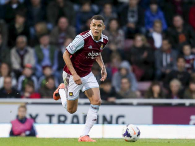 West Ham's rising star Ravel Morrison - Troubled past long gone