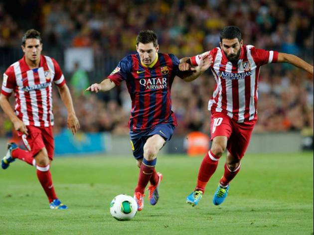 Five Atletico Madrid-Barcelona clashes this season