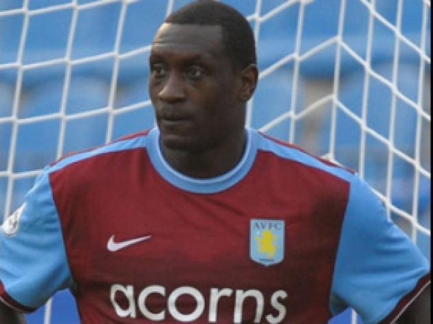 Villa hope strikers can face Clarets