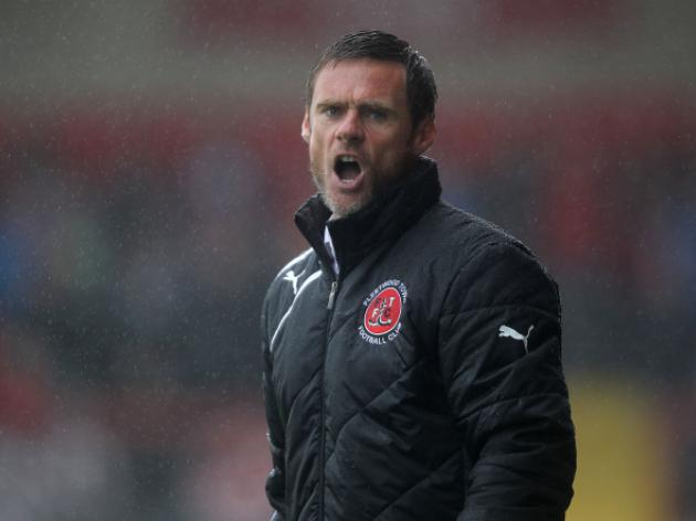 Fleetwood Town V Chesterfield at Highbury Stadium : Match Preview