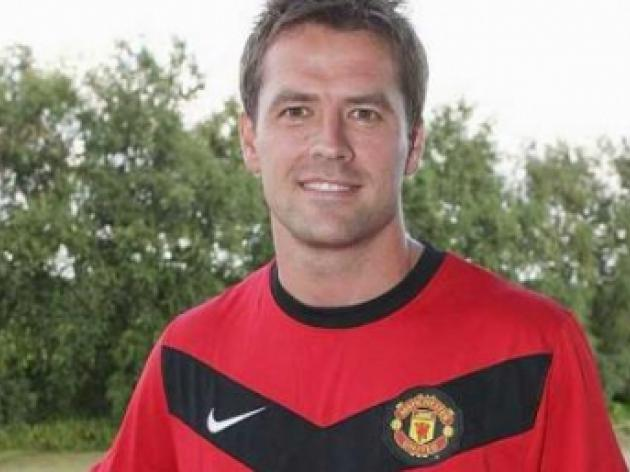 Michael Owen joins Manchester United squad for preseason training