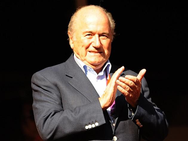 Protest-hit Confederations Cup best ever - Blatter