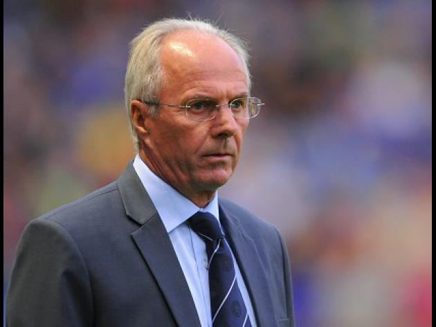 Sven backs England for Euro glory